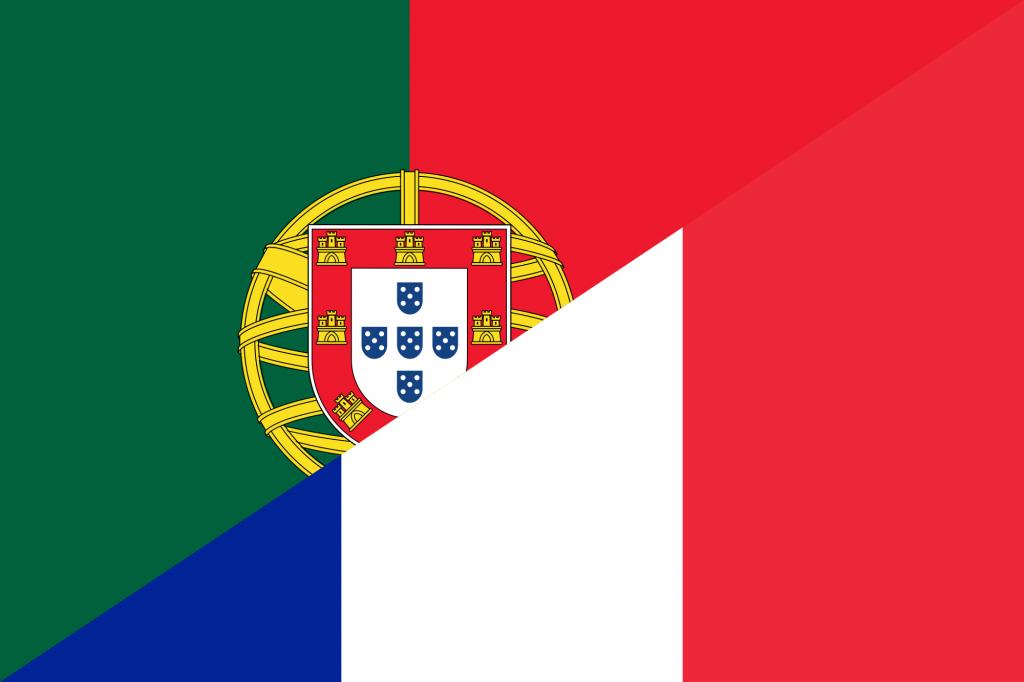 Match amical France Portugal
