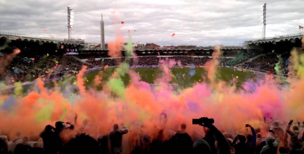 Le stade Jacques Chaban Delmas accueille une dernière fois les Girondins