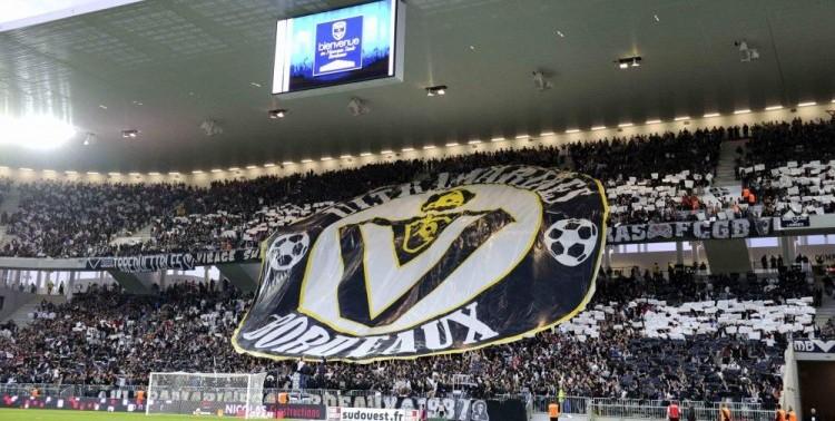 Premier match au nouveau stade de Bordeaux