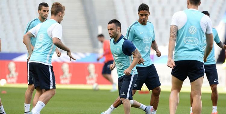 France Belgique au Stade France