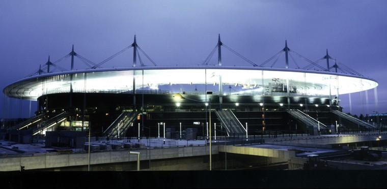 Le Stade de France prêt pour l'Euro 2016.