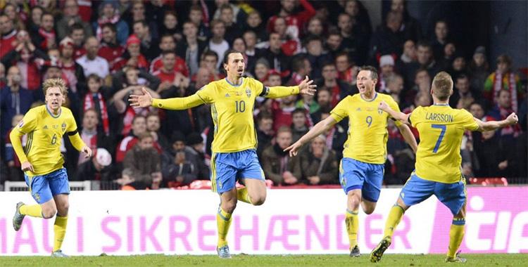 Zlatan, le héros suédois