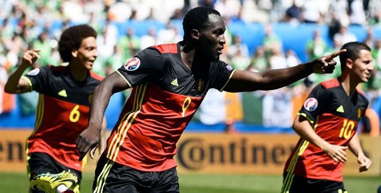 Belgique Irlande 3-0