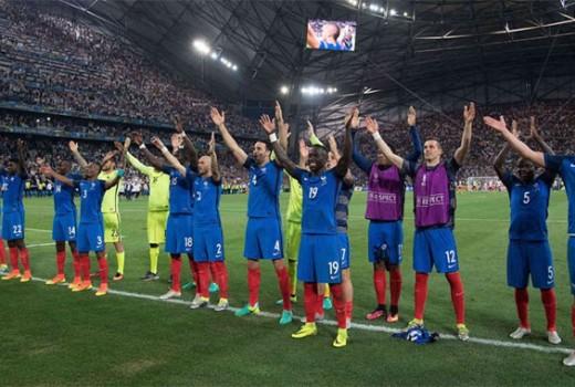 France-Allemagne 2016, la revanche de 82